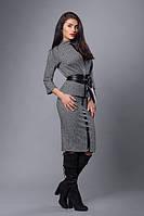 """Модный костюм с кожаным поясом  - """"Чикаго"""" код 269, фото 1"""