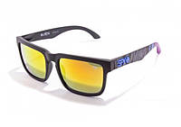 Солнцезащитные очки Spy+ Ken Block Helm purple_blue (Модель № 7)