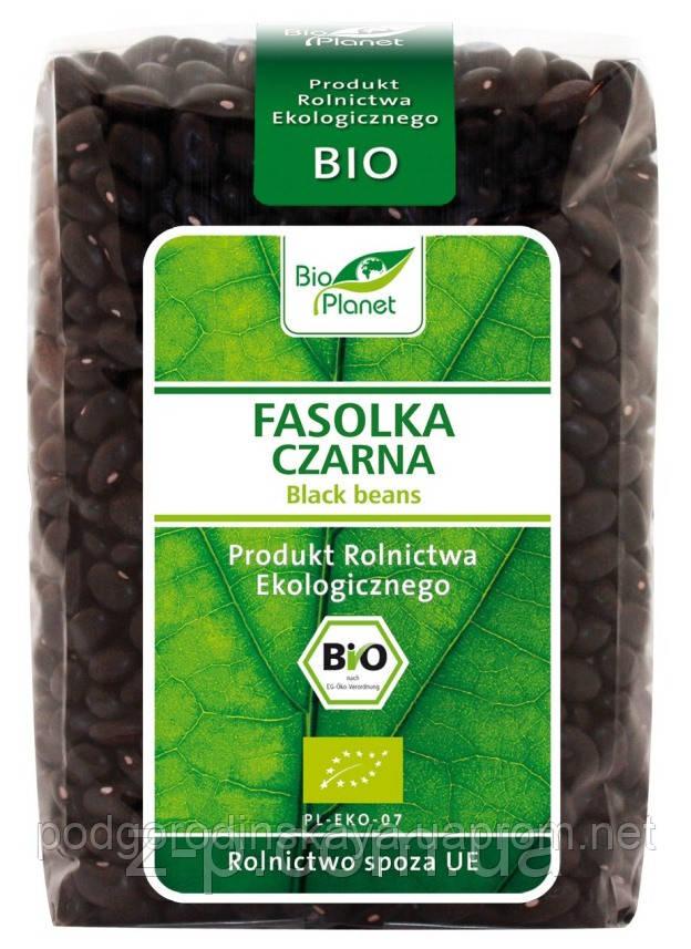 Фасоль черная Bio Planet, 400 г