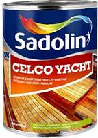 Лак для наружных работ Celco Yacht TM Sadolin, 1л