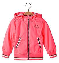 Куртка Soft Shell Софтшелл на девочку C&A Германия Размер 110