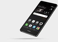 Стекло для Huawei P9 Lite, EVA-L09, L19, L29 (black) Original