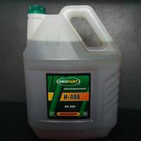Масло индустриальное OIL RIGHT И-40А
