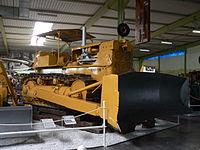 Один из первых экскаваторов Caterpillar