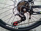 Подростковый велосипед Titan Porsche 24 дюймов 2018, фото 6