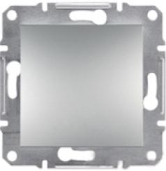 Schneider Asfora Plus Механизм переключателя 1-клавишный перекрестный алюминьй