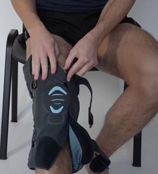Лигаментарный коленный ортез  открытый (высота 30 или 40см) Genu Ligaflex®