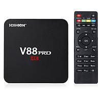 V88pro SCISHION TV Box S905X  1Г+8Г 4Кx2К smart media player Android 6.0 3D Фильм 4 xUSB Dual wifi