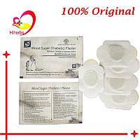 Китайский пластырь от сахарного диабета Blood Sugar Diabetic Plaster (10 шт в упаковке)