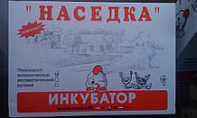 Інкубатор Квочка 100 яєць з механічним переворотом