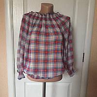 Блуза  женская летняя цветная  длинный рукав  XTSY