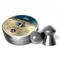 Пули пневматические H&N Baracuda Match, smooth, 500 шт/уп, 0,69 г, 4,53 мм