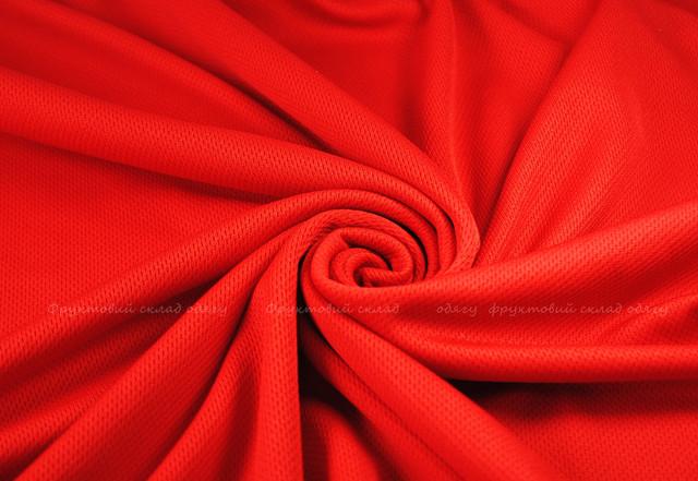 Мужская спортивная футболка Красная