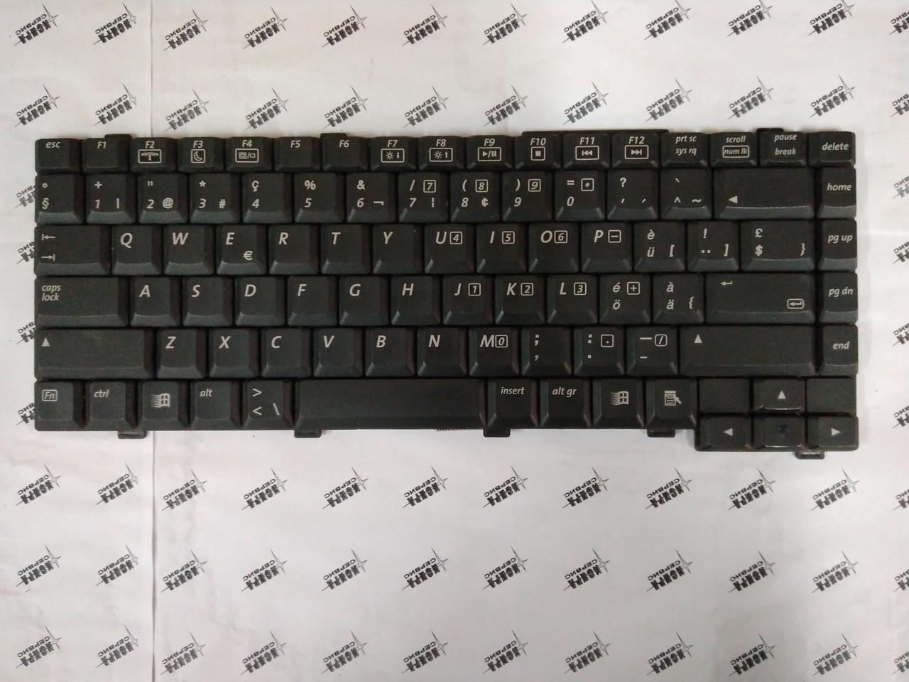 Клавиатура HP/Compaq  285530-111, K990103F1 чёрная матовая
