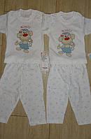 Детская пижама для маленьких