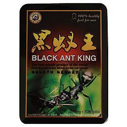 Black Ant King Черный Королевский возбуждающие препараты для мужчин
