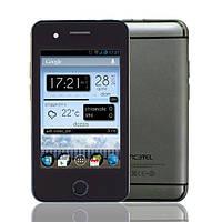"Смартфон IPhone 6 mini (YESTEL) black черный (2 SIM) 3,5"" 0,4/0,17 ГБ 0,3/2 Мп +ЧЕХОЛ! Гарантия!"