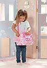 Сумка с аксессуарами для пупса Baby Annabell Zapf Creation 794487, фото 8