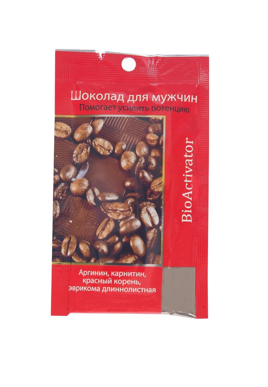 BioActivator - шоколад для любви. Цена производителя. Фирменный магазин.