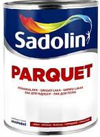 Лак для бетона и паркета Sadolin PARQUET 20 и 90, 10л. Доставка НП бесплатно.