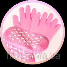 """Набор """"гелевые увлажняющие носки + перчатки"""""""