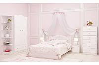 """Модульная комната """"Swarovski"""" цвет белый"""