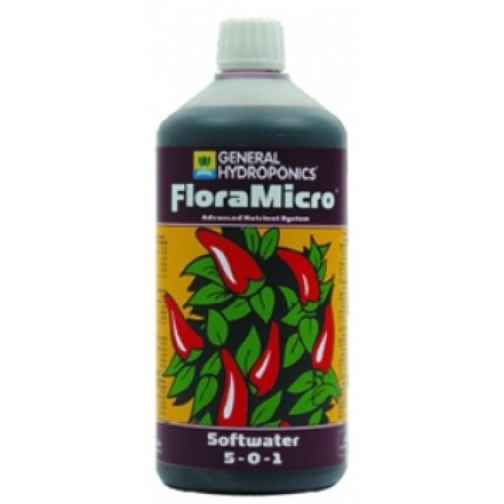 GHE FloraMicro SW 1L Минеральное удобрение