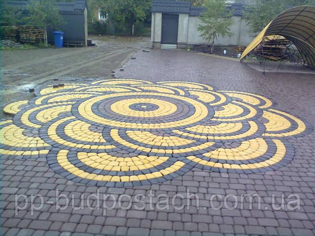 Виробництво тротуарної плитки