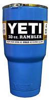 Чашка YETI Rambler Tumbler 30 OZ Синий