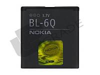 Аккумулятор на Nokia BL-6Q (6700 Classic), 900 mAh