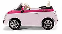 Детский электромобиль Peg-Perego FIAT 500 Pink розовый