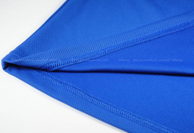 Мужская спортивная футболка Ярко-синяя