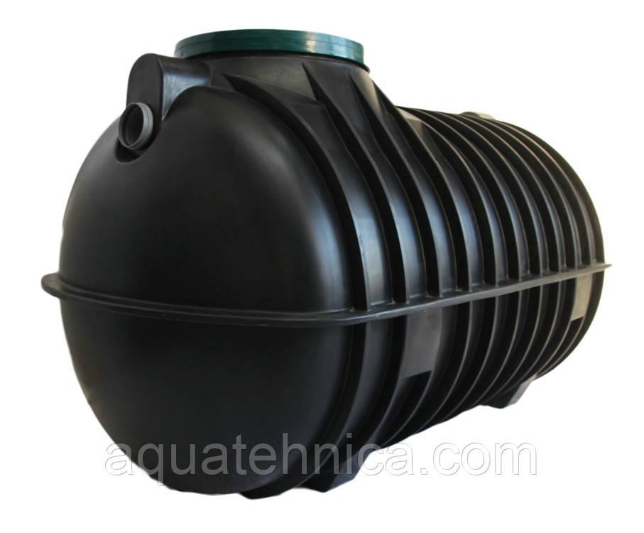 Септик 3 м3 для автономної каналізації будинку