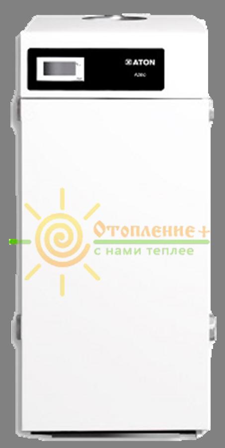 Газовый котел двухконтурный Атон атмо АОГВ 10ЕВМ