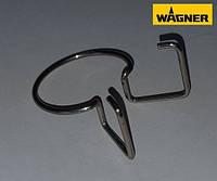 Стопорное кольцо на всасывающую трубку для Wagner ProSpray 3.20, 3.21, фото 1