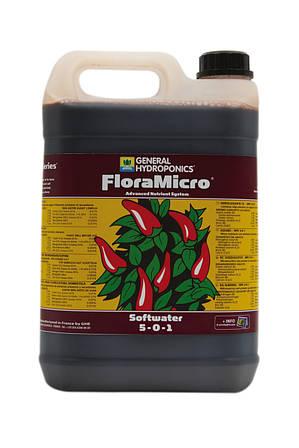 GHE FloraMicro SW 5L Минеральное удобрение