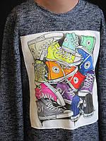 Модные кофты с рисунком