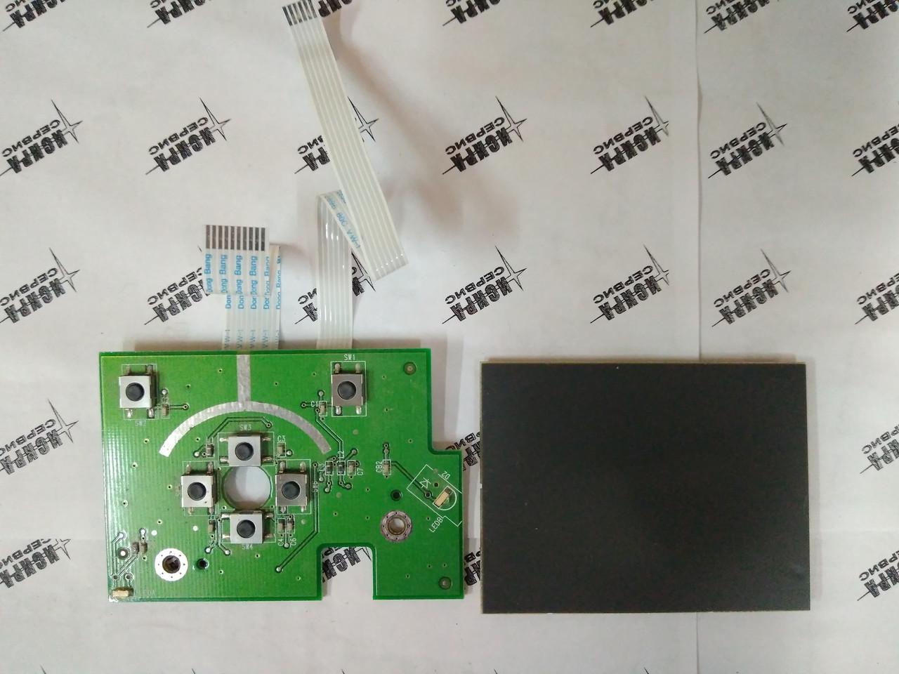 Touchpad и плата кнопок для ноутбука HP Compaq Presario 1500