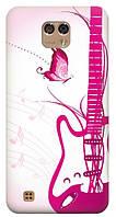 Чехол для LG X CAM (Гитара)