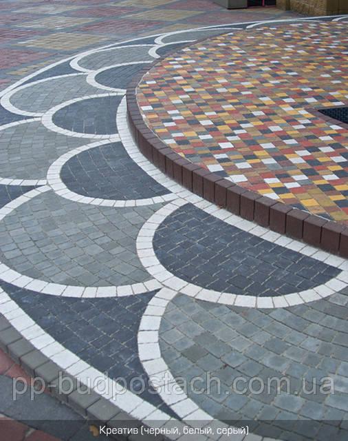 Сучасний стиль і тротуарна плитка