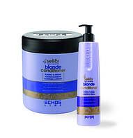 Кондиционер для светлых и окрашенных волос Echosline Seliar Blond Conditioner