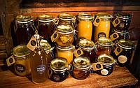 Фасовка меда в ПЕТ и стеклянную тару