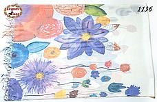 Лёгкий шарф Весеннее настроение