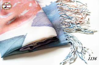 Лёгкий шарф Весеннее настроение, фото 3