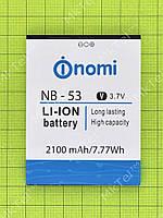 Аккумулятор NB-53 2100mAh Nomi i502 Drive Оригинал