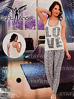 Женский комплект для дома Турция. Night Angel 1155 L/XL. Размер 46-48.