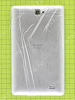 Задняя крышка Nomi C070010 Corsa 7 inch. Оригинал Серебристый