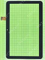 Сенсор Nomi C10104 Terra S 10 inch. 3G Оригинал Черный