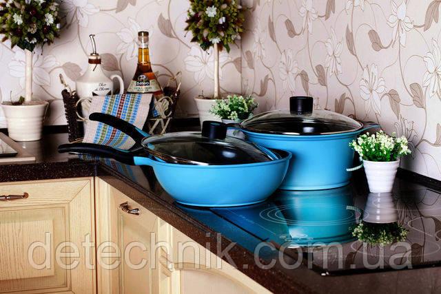 Посуда с тефлоновым покрытием