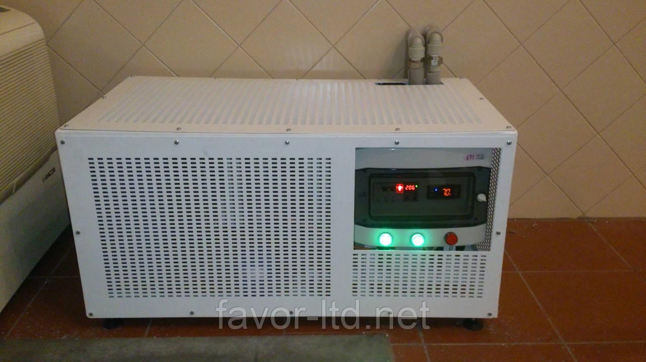 Агрегат для охолодження купелі